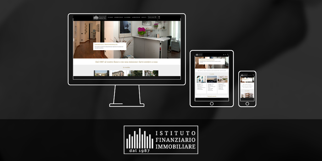 IFI - Restyling sito web responsive