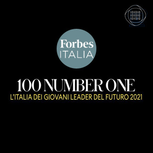 Mattia D'Alessandra, CEO and co-founder of Loanxchain, was selected among the best under 30 2021 in Italy according to Forbes